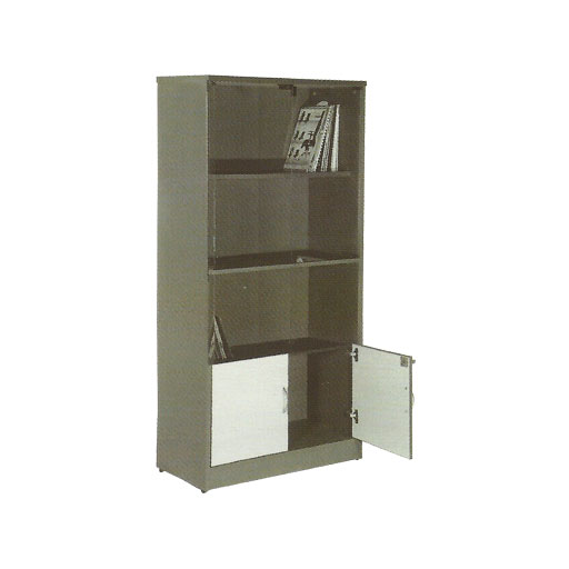 ECL-Swinging-Door-Cabinet-2-Glass-EB-M Image